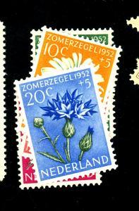 Netherlands #B238-42 MINT VF OG LH Cat$27
