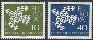 Germany #844-845 MNH Set of 2 Europa