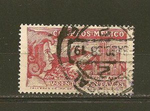 Mexico C68 Airmail Used