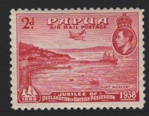 Papua New Guinea Sc#C5 MH