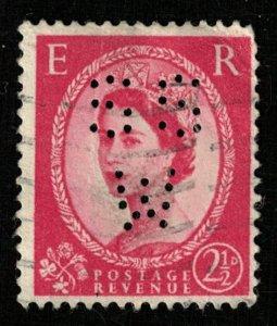 SSW, Queen, 2 1/2D, Great Britain (T-5839)