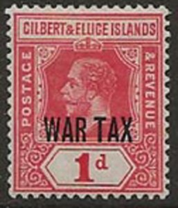 Gilbert & Ellice Islands MR1 m