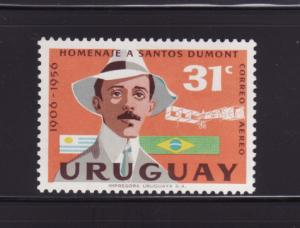 Uruguay C193 MNH Alberto Santos-Dumont, Aviator (E)