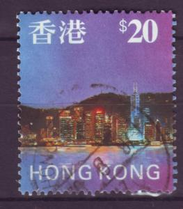 J4618 JLstamps @20%SCV 1997 hong kong used #777 $5.25v view