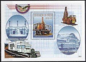 2000 Guinea 2914/B630 Locomotives 8,50 €