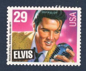 US Postage Stamps 2721 Elvis Presley Wholesale Lot Of 20 Stamps MNH SHIPS FREE