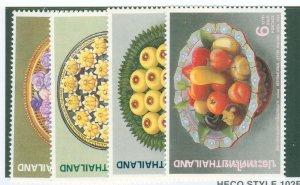 Thiland 1357-60 MNH CV$ 2.50 BIN$ 2.00