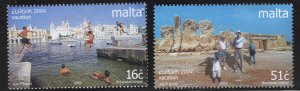 MALTA  Scott 1162-1163 MNH** Europa set
