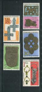 Czechoslovakia #1646-50 MNH - Make Me An Offer