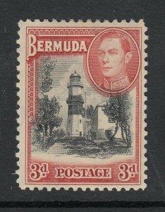Bermuda Sc 121 (SG 114), MHR