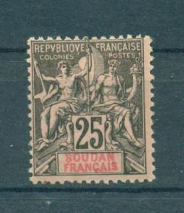 French Sudan sc# 12 mhr cat value $27.50