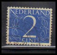 Netherlands Used Very Fine ZA6113