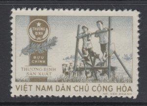 Vietnam, Scott M3, MNH