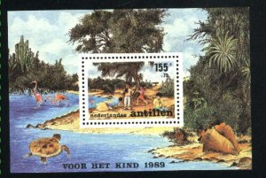 Netherlands Antilles B270   SS Mint NH VF 1989 PD