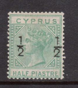 Cyprus #18 Mint