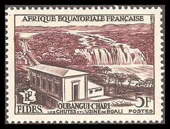 French Equatorial Africa 189 Mint VF H