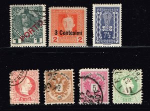 AUSTRIA Stamp COLLECTION LOT #1