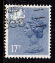 Wales - #WMMH30 Machin Queen Elizabeth II - Used