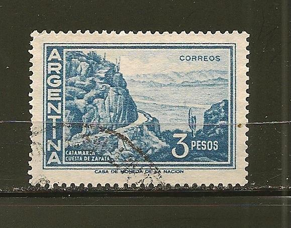 Argentina 693 Zapata Slope Used