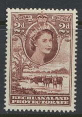 Bechuanaland  SG 145 Very Lightly Mounted Mint