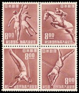 JAPAN 505-08  Mint (ID # 96602)