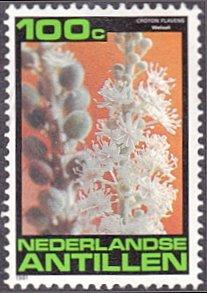 Netherlands Antilles # 471 used ~ 100¢ Welisali Blossoms