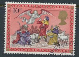 Great Britain  SG 1105 SC# 880 Used / FU with First Day Cancel - Christmas 1979