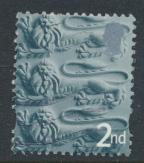 GB Regional England 2nd Class  SG EN1 SC#1 Used     see details