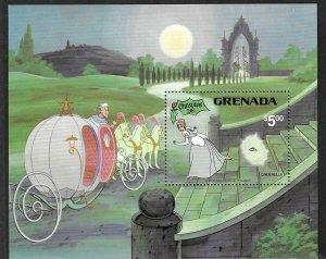 1981    GRENADA  -  SG.  MS 1153  -  CHRISTMAS  -  MNH