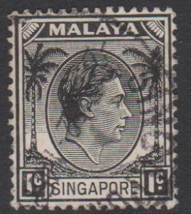 Singapore Sc#1 Used