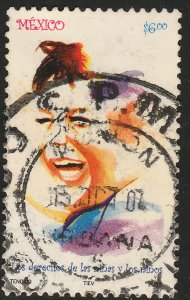 MEXICO 2342, Children's Rights. USED. VF. (1264)