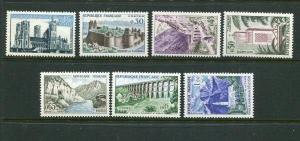 France #943-9 Mint