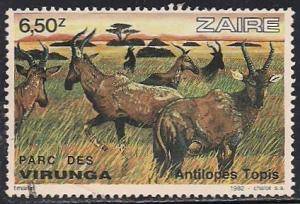 Zaire 1081 Used - Antelope