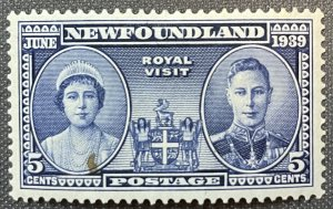 Newfoundland # 249 Mint
