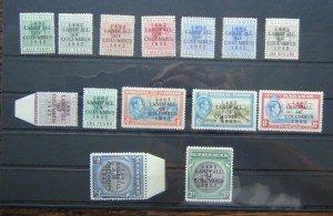 Bahamas 1942 450th Anniversary of Landing of Columbus in New World set to £1 MNH