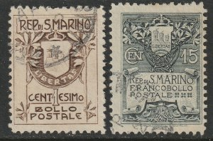 San Marino Sc 78,79 used