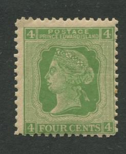 Prince Edward Is. - Scott 14 - QV Definitive Issue -1872 - MNH- Single 4c Stamp