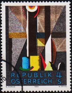 Austria. 1984 4s S.G.2033 Fine Used