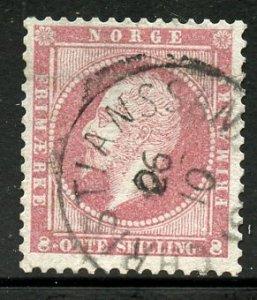 Norway # 5, Used, CV $ 65.00