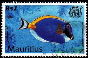 MAURITIUS [2000] MiNr 0914 ( O/used ) Fische