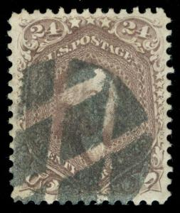 momen: US Stamps #70 USED VF