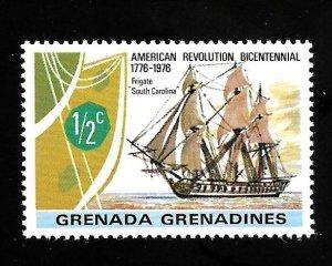 Grenada Grenadines 1976 - MNH - Scott #174*
