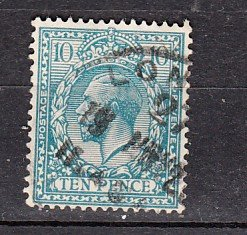 J26376  jlstamps 1924 great britain hv of set used #199 king wmk 35