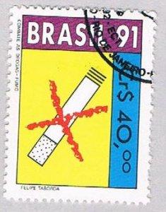 Brazil No smoking (AP121813)