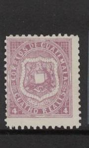 Guatemala SC 5 Facsimile/Forgery MNG (10dqn)