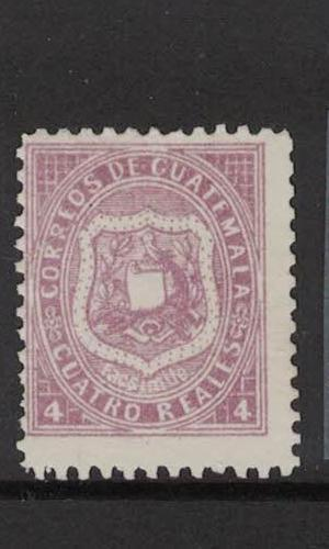 Guatemala SC 5 Copy Two MNG (10dqn)