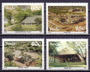 Venda. 1991. 225-28. Traditional housing. MNH.