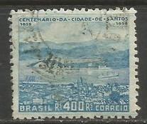 BRAZIL 476 VFU 746B-2