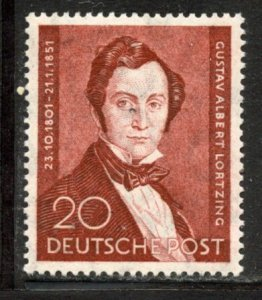 Berlin # 9N69, Mint Hinge. CV $ 16.00