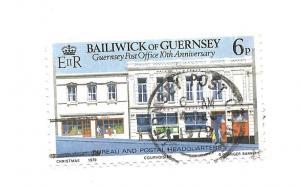 Guernsey 1979 - Scott #195